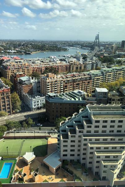 Vans Park Series Sydney - Hotel Room View