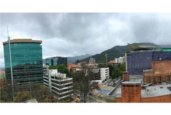 Day Off in Bogota - Hotel views.