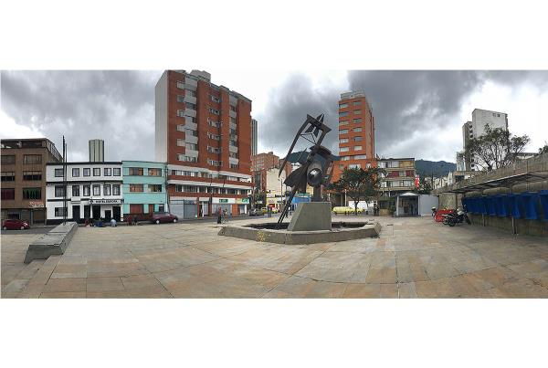 Day Off in Bogota - Plaza.