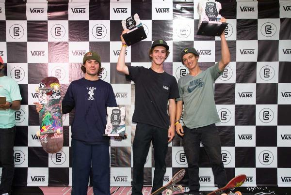Vans Park Series Sao Paulo - Tom, Pedro and Tristan