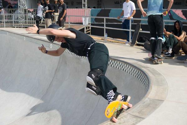 Vans Park Series at Sao Paulo - Poppy Feeble