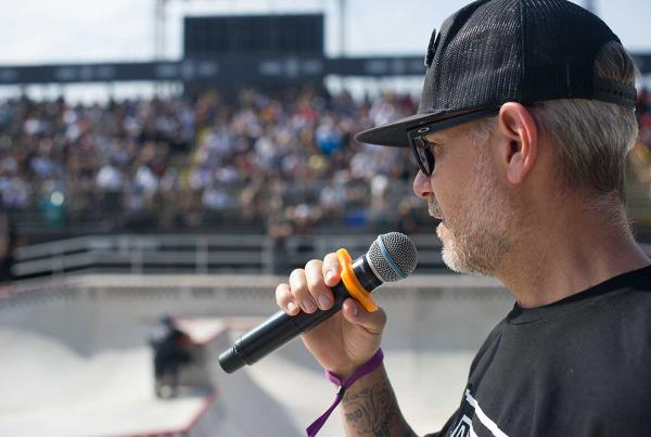 Vans Park Series at Sao Paulo - Open Mic