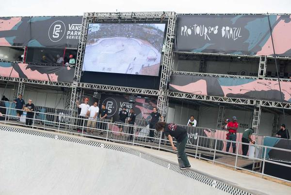 Vans Park Series at Sao Paulo - The Office