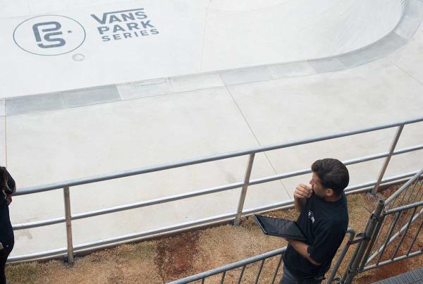 Vans Park Series at Sao Paulo - Fernando Tesch