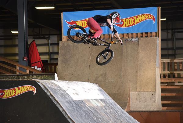 HWJS at Rye - BMX Hip