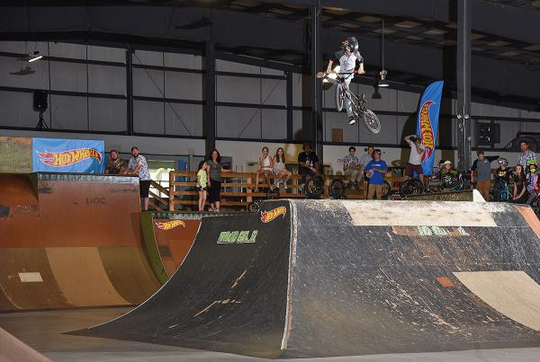 HWJS at Rye - BMX Whip