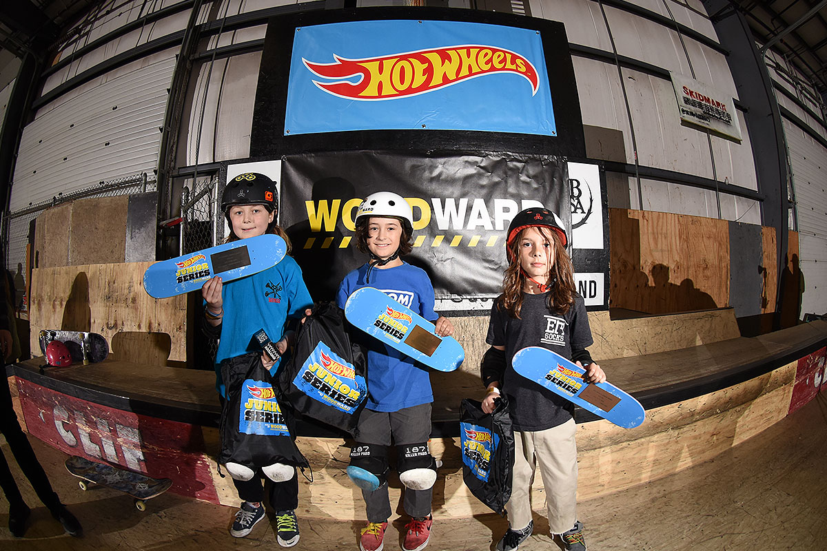 HWJS at Rye - Skateboarding Street 10 and Under