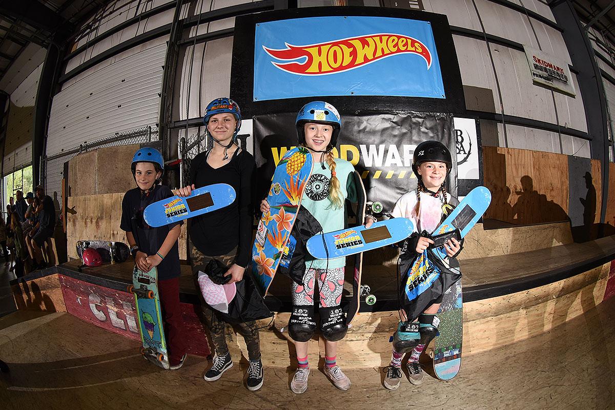 HWJS at Rye - Skateboarding Street Women's