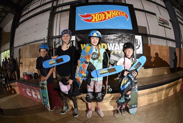 HWJS at Rye - Skateboarding Street Women's