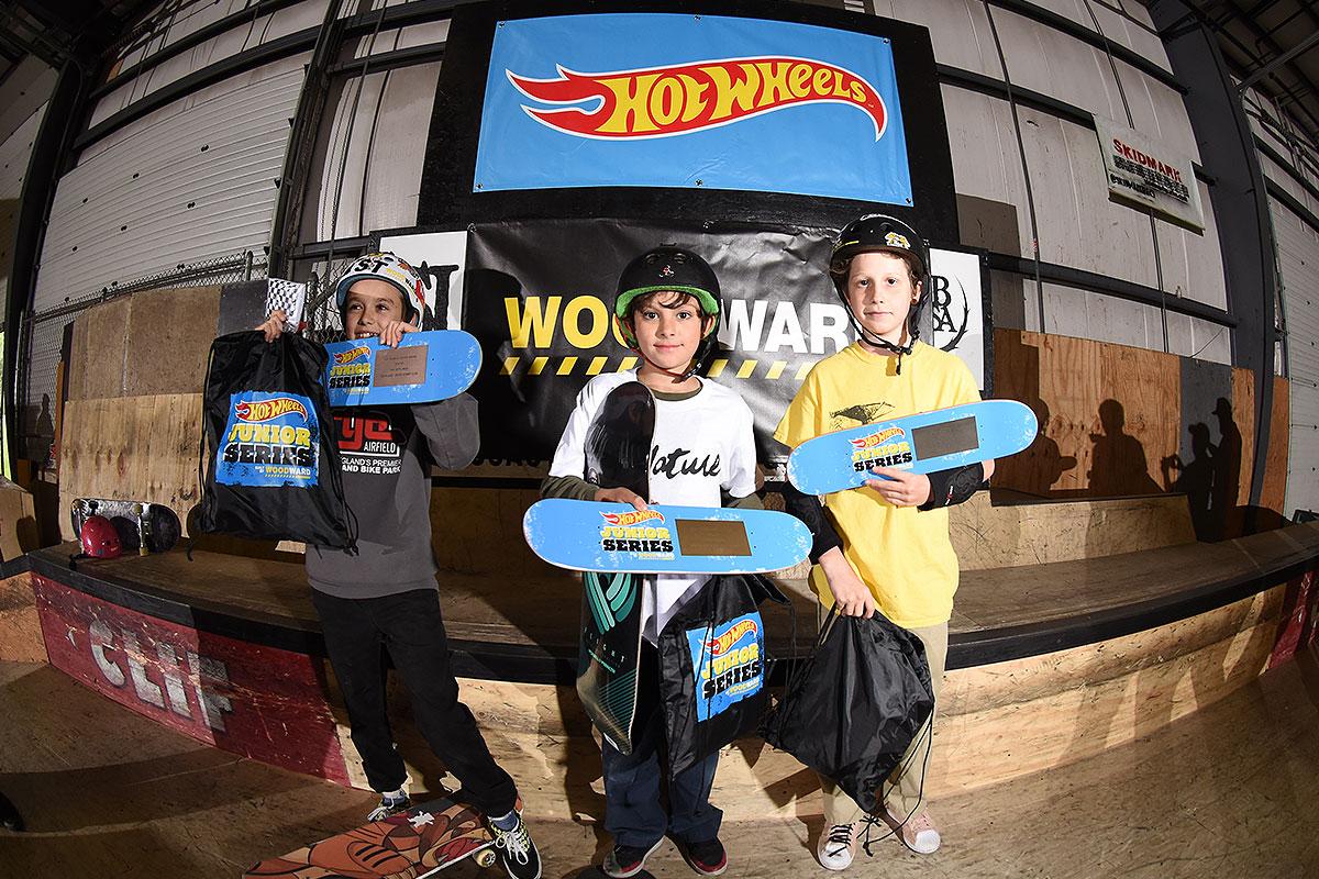 HWJS at Rye - Skateboarding Street 11 to 16