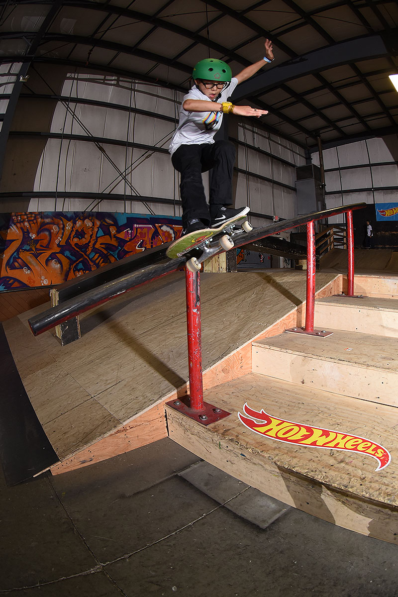HWJS at Rye - Jiro Front Feeble