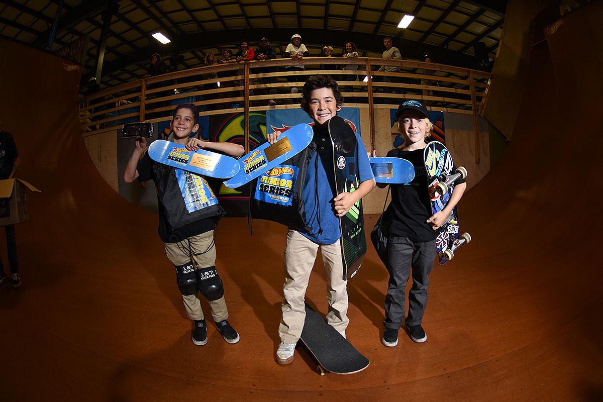 HWJS at Rye - Skateboarding Vert Advanced