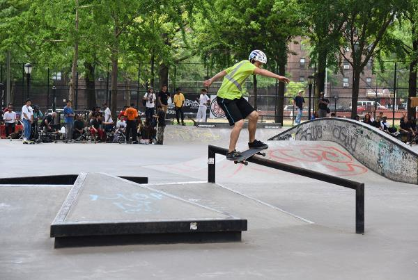 Boardr Am NYC 2018 - Gap Lip
