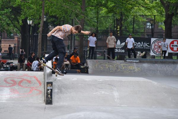 Boardr Am NYC 2018 - Back lip