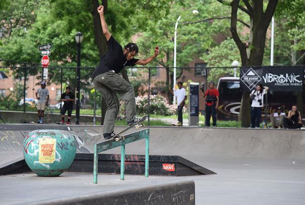 Boardr Am NYC 2018 - Front Blunt