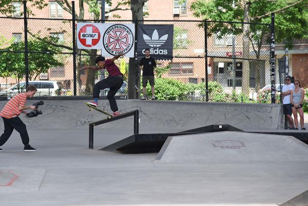 Boardr Am NYC 2018 - Gap Nose Blunt