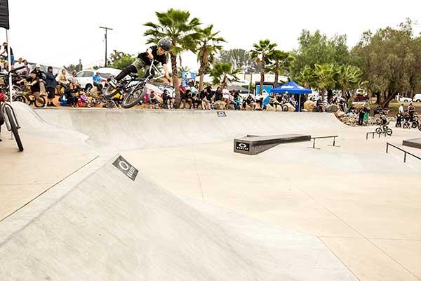 Chase Hawk San Diego - BMX 1