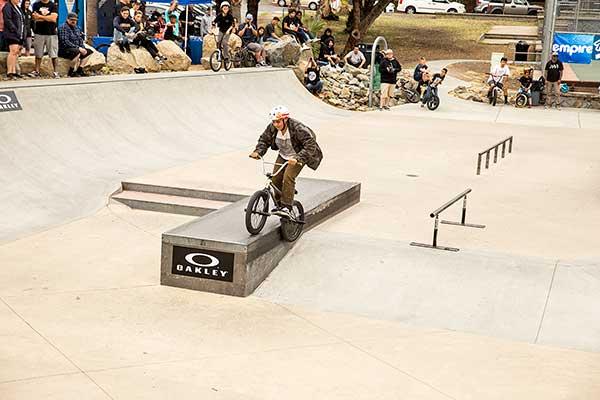 Chase Hawk San Diego - BMX 6
