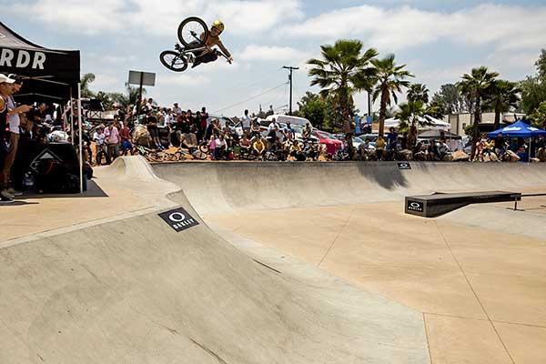 Chase Hawk San Diego - BMX 17