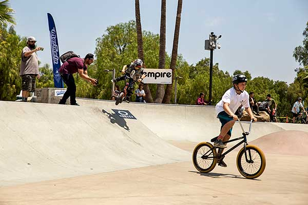 Chase Hawk San Diego - BMX 20