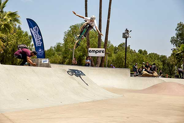 Chase Hawk San Diego - BMX 21