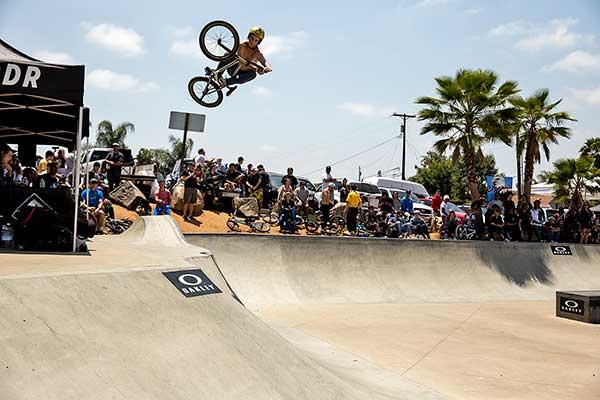 Chase Hawk San Diego - BMX 24