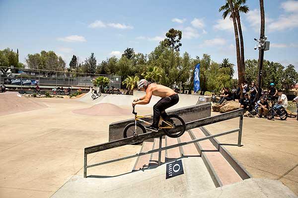 Chase Hawk San Diego - BMX 26