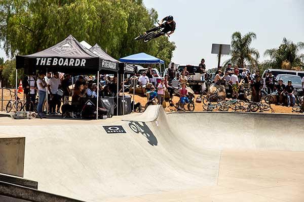 Chase Hawk San Diego - BMX 32