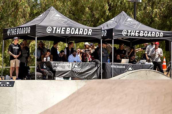 Chase Hawk San Diego - BMX Boardr Tent