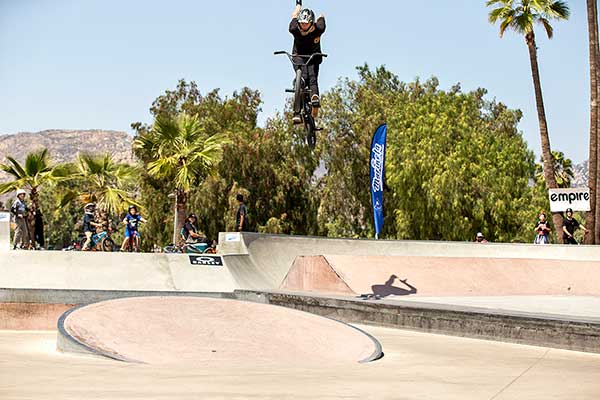 Chase Hawk San Diego - BMX 50