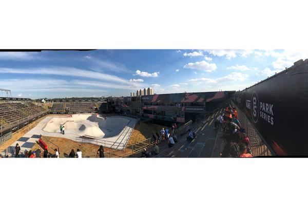 Vans Park Series at Sao Paulo - Calm Before the Storm