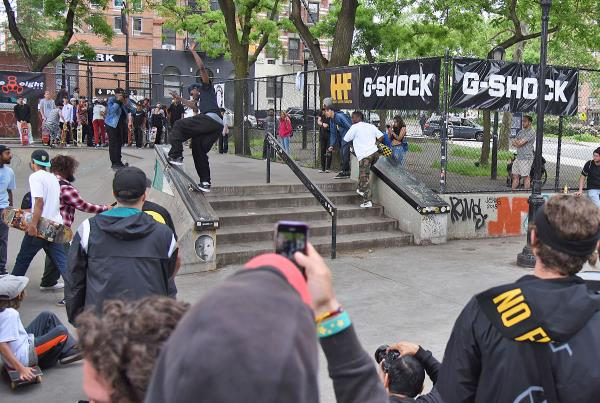 HHD 2018 - Front Blunt