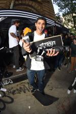Carlo Carezzano took home the Zumiez Destroyer award.
