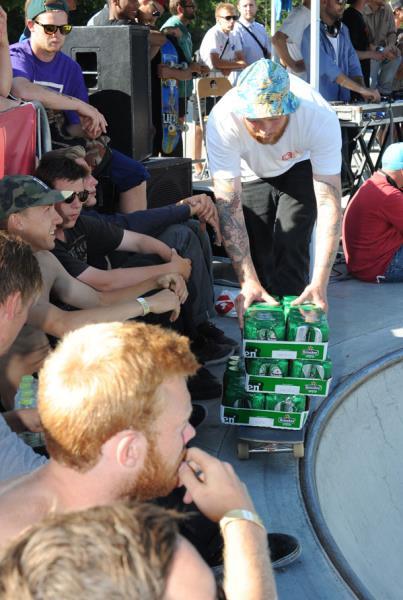 Keld on Beer Delivery