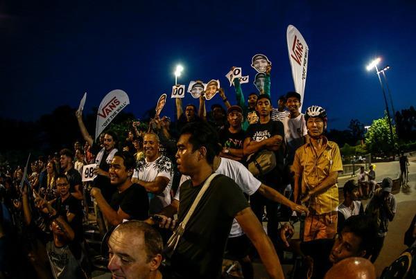 VPS Singapore - Fans