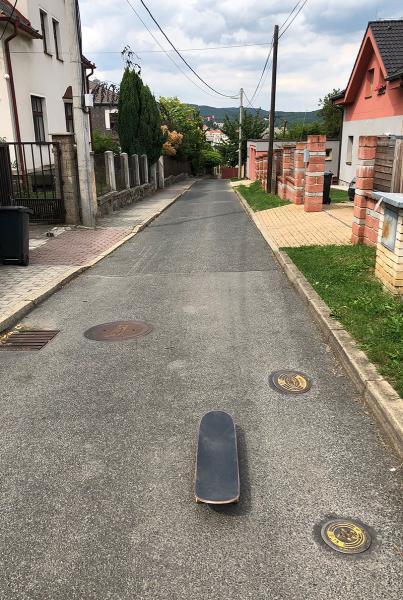 Chill Time - #GoSkateboardingDay