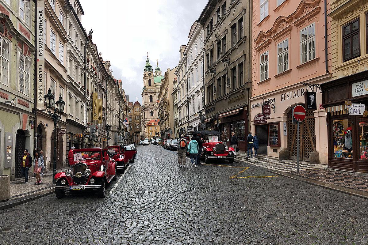 Chill Time - Prague Tourist Trap