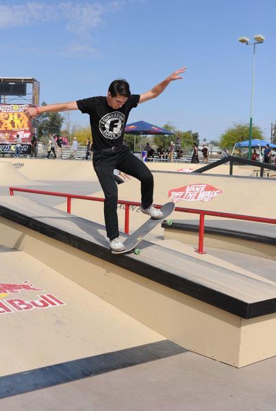 Anthony Anaya at Phoenix Am