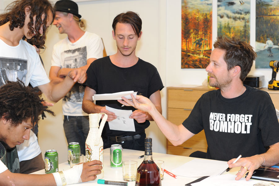 Winners at Copenhagen Pro