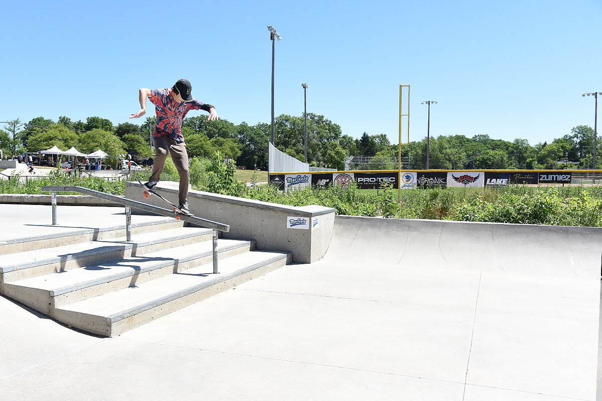 GFL at Ann Arbor 2018 - Crook Grind