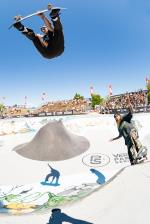 Prelims  and  Practice - Frontside Air