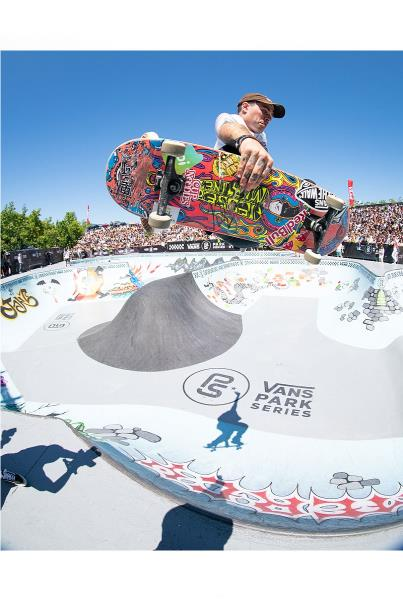 Finals - Frontside Air