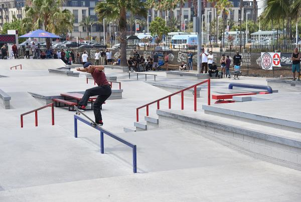Boardr Am HB 2018 - Front Blunt