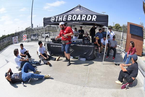 Boardr Am HB 2018 - Rider Meeting