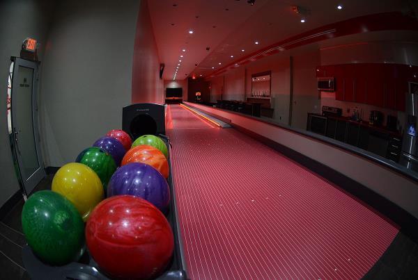 Lil Wayne Skatepark in Miami Bowling Alley