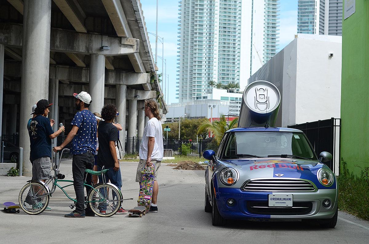 Red Bull Miami Girls