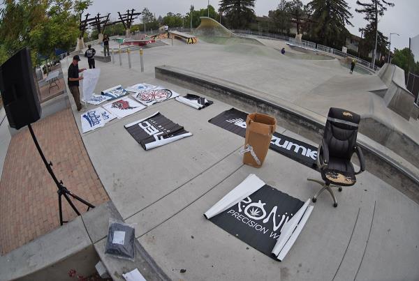 GFL at San Luis Obispo - Banner Time.