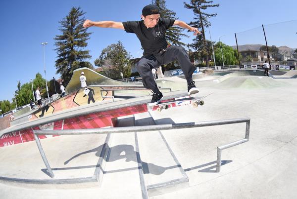 GFL at San Luis Obispo - Flick Front Board.