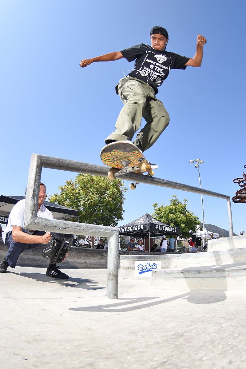 GFL at San Luis Obispo - Back Smith.