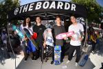 Top skaters from Street Sponsored.